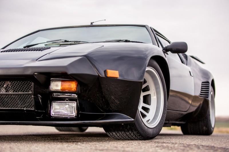 Mecum Kissimmee 2016 Preview 1987 DETOMASO PANTERA GT5-S 38