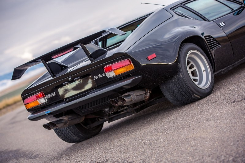 Mecum Kissimmee 2016 Preview 1987 DETOMASO PANTERA GT5-S  40