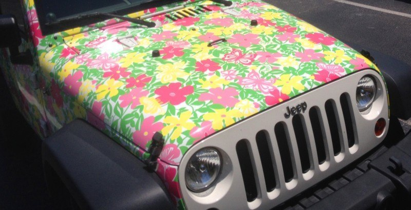 Meet the Extremely Rare, 75-Total Jeep Wrangler Lilly Pulitzer Edition 10