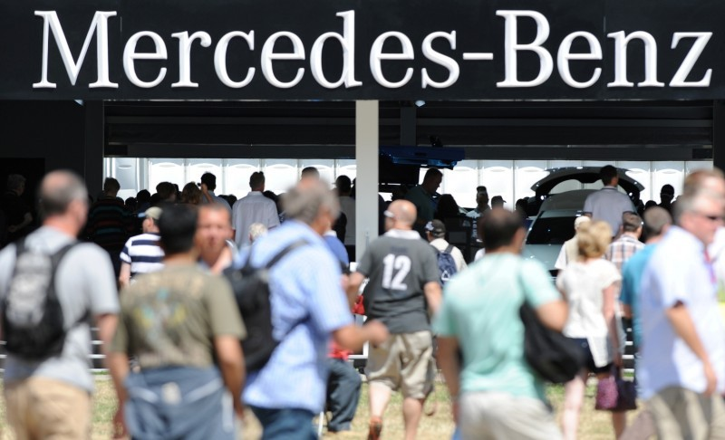 Mercedes-Benz 2014 Goodwood Sculpture Is Huge, But Predictably Joyless 11