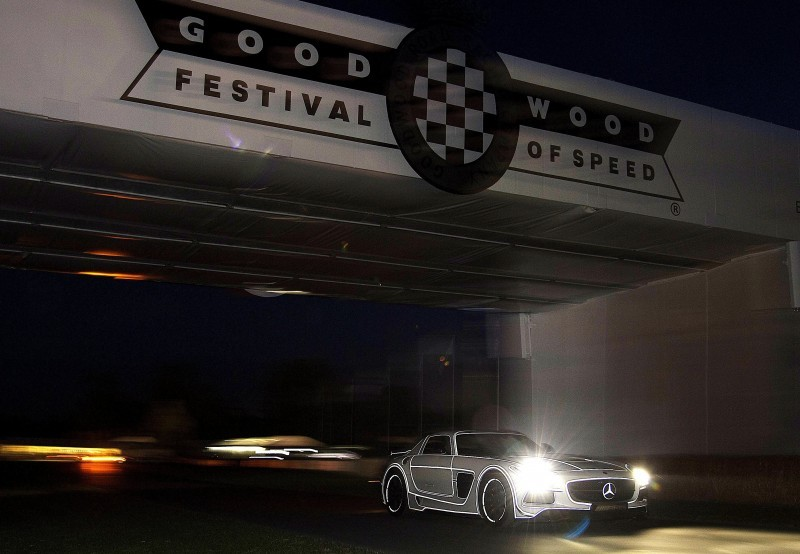 Mercedes-Benz 2014 Goodwood Sculpture Is Huge, But Predictably Joyless 22