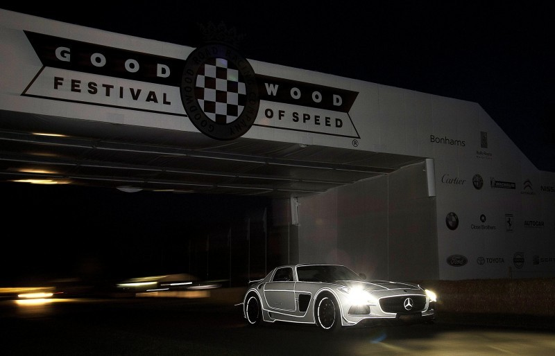 Mercedes-Benz 2014 Goodwood Sculpture Is Huge, But Predictably Joyless 23