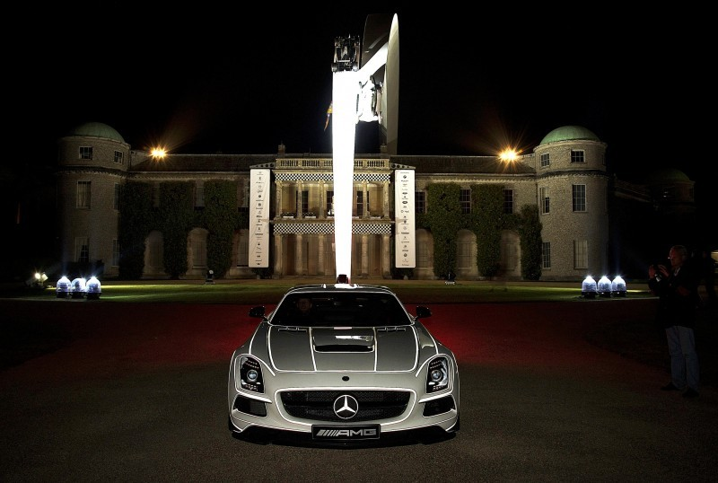 Mercedes-Benz 2014 Goodwood Sculpture Is Huge, But Predictably Joyless 25