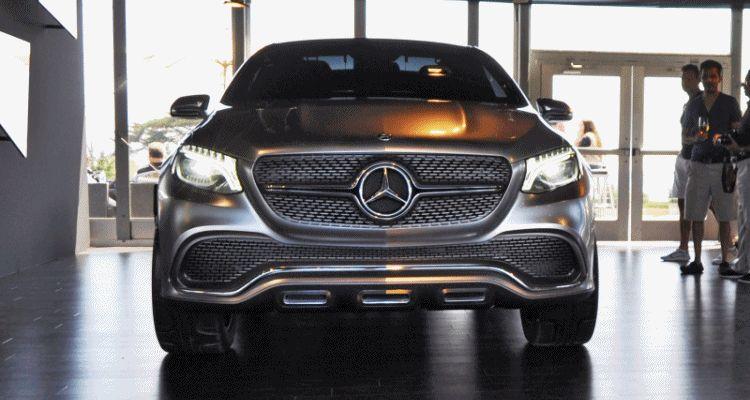Mercedes-Benz SUV gif