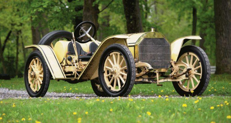 Mercer 1911 t35r