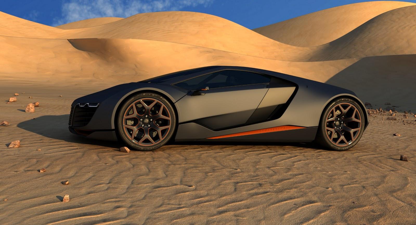 Montreal Designer Maxime De Keiser Envisions Future Audi