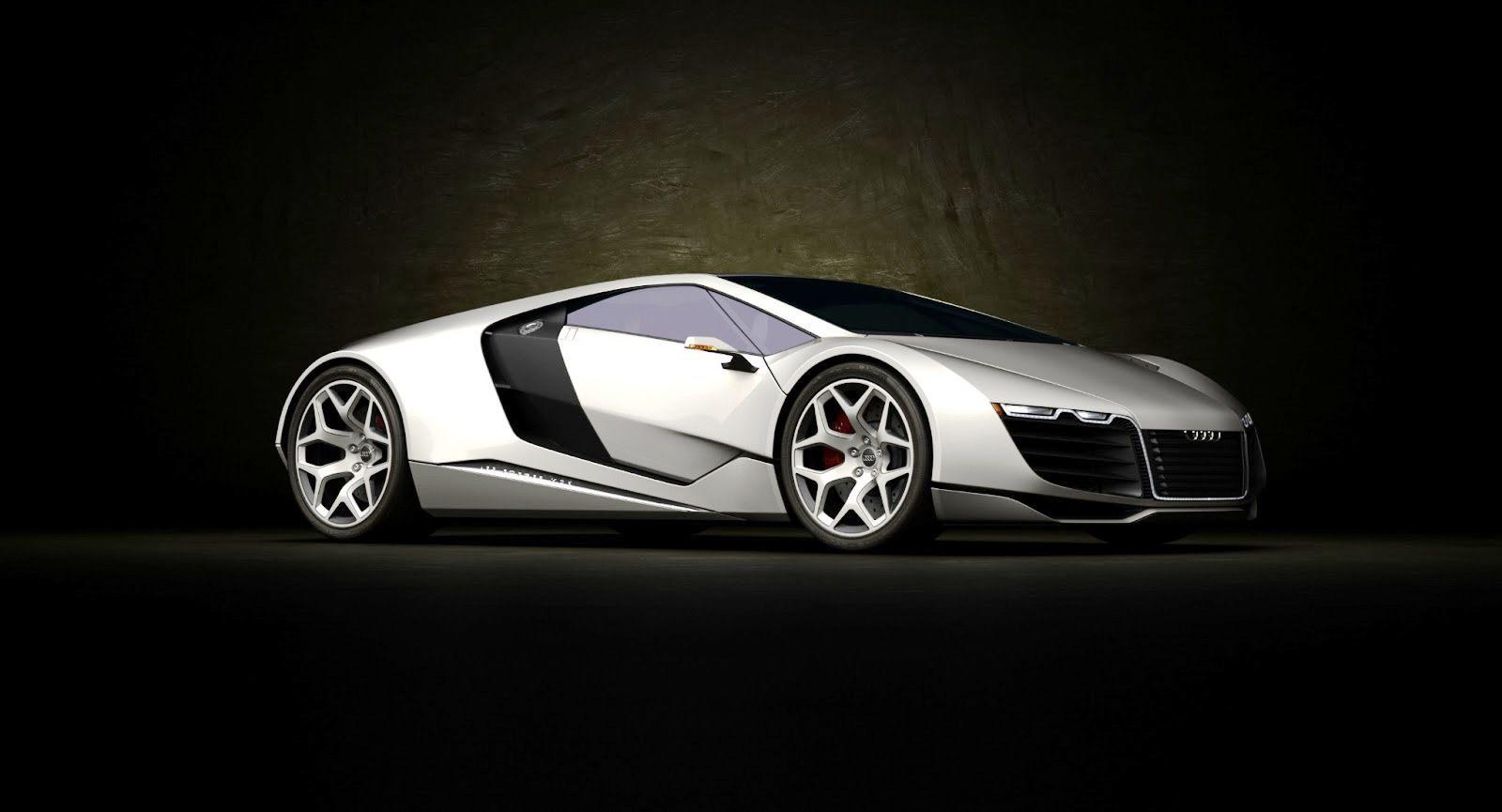 Montreal Designer Maxime De Keiser Envisions Future Audi R10
