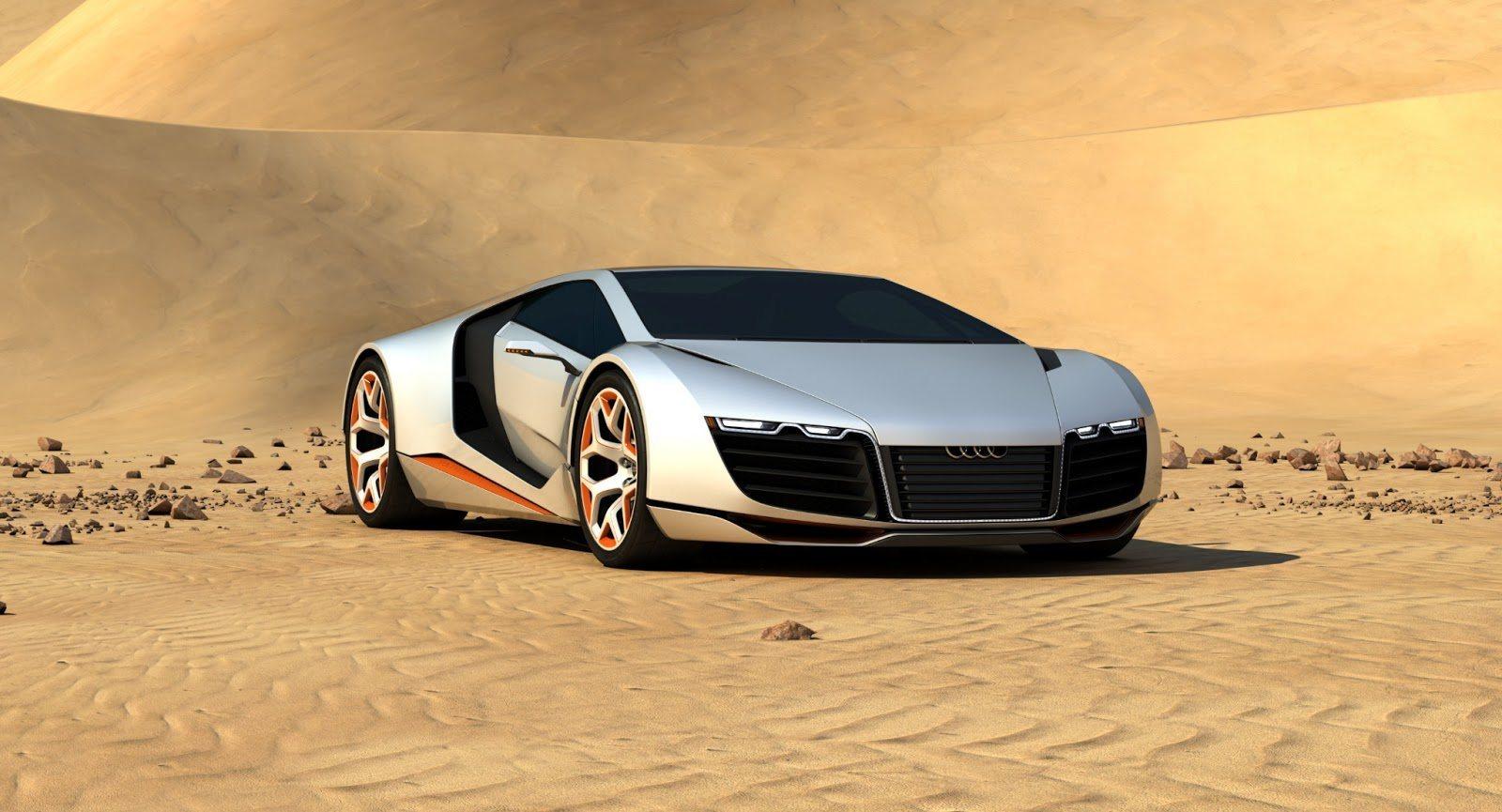 Montreal Designer Maxime De Keiser Envisions Future Audi R - Audi r10
