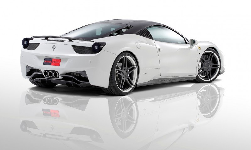 NOVITEC ROSSO Adds Performance and Exclusivity to 458 Italia 2