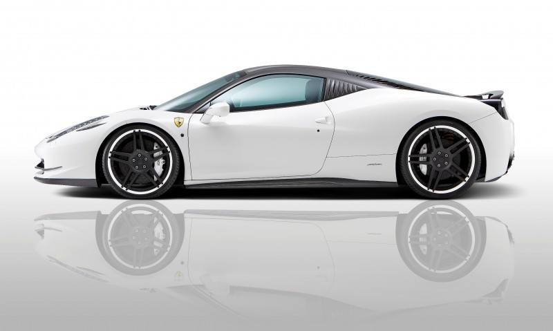 NOVITEC ROSSO Adds Performance and Exclusivity to 458 Italia 9