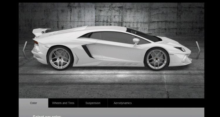 NOVITEC TORADO Lamborghini Aventador COLORS