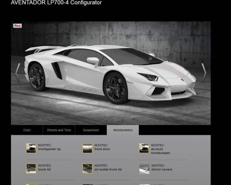 NOVITEC TORADO Lamborghini Aventador Is Hyper Sexy and Hyper Fast 4