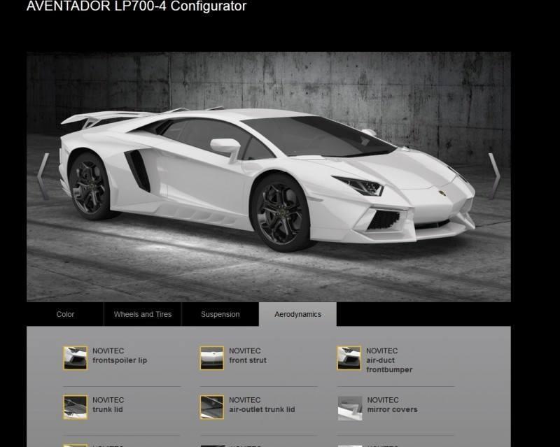 NOVITEC TORADO Lamborghini Aventador Is Hyper Sexy and Hyper Fast 5