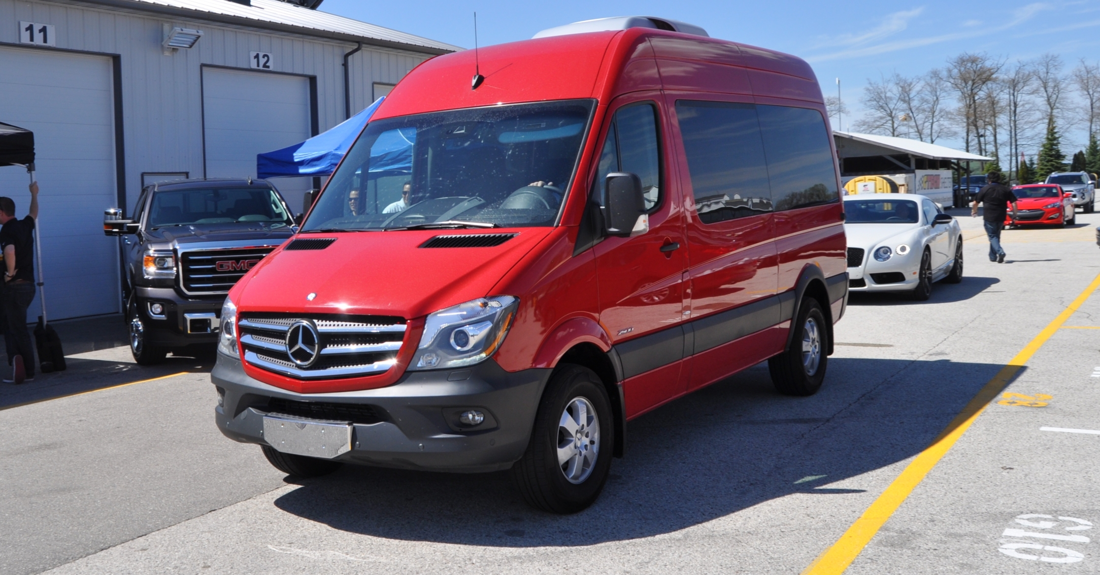 sale benz passenger south mercedes for to build next new at news sprinter plant carolina gen vans h van