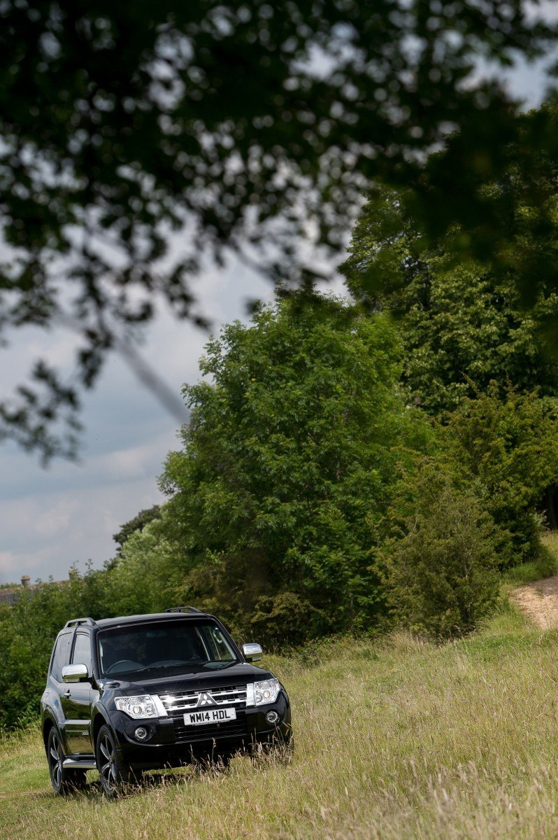 New Mitsubishi Shogun SWB Barbarian for UK Will Make You Miss The Montero 42