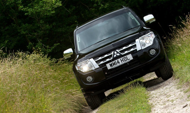 New Mitsubishi Shogun SWB Barbarian for UK Will Make You Miss The Montero 53