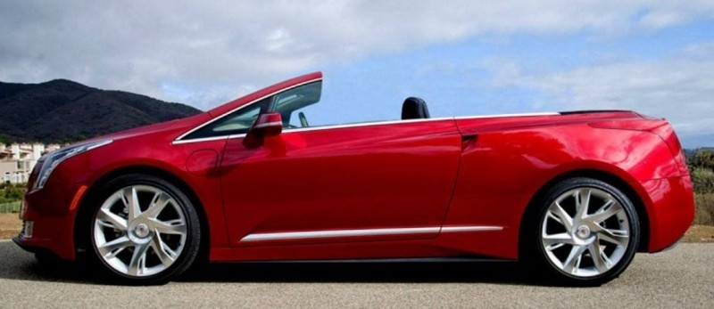 Newport Convertible Engineering TESLA MODEL S CABRIO 1