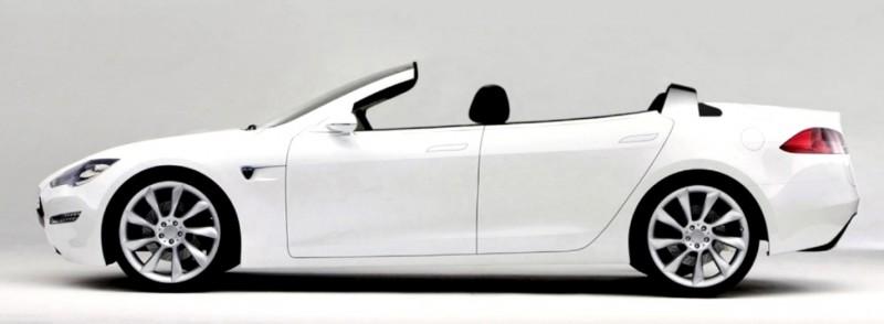 Newport Convertible Engineering TESLA MODEL S CABRIO 5