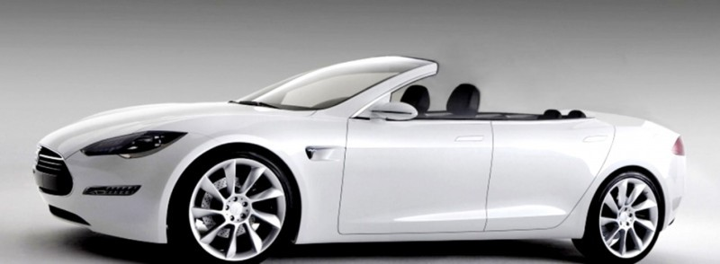 Newport Convertible Engineering TESLA MODEL S CABRIO 8