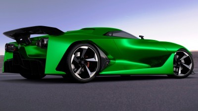 NewsBrief - Nissan NC2020 Vision Gran Turismo in Nine New Colors 8