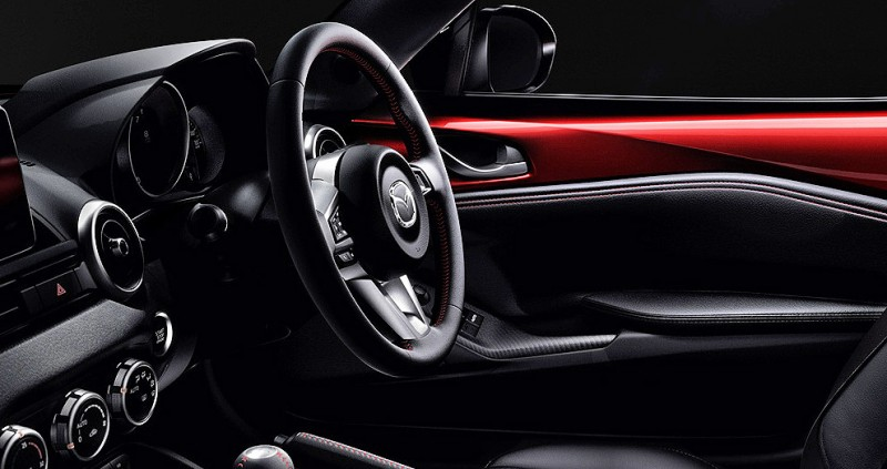 Next-Gen 2016 Mazda MX-5 First Look Shows Lean New Design 11