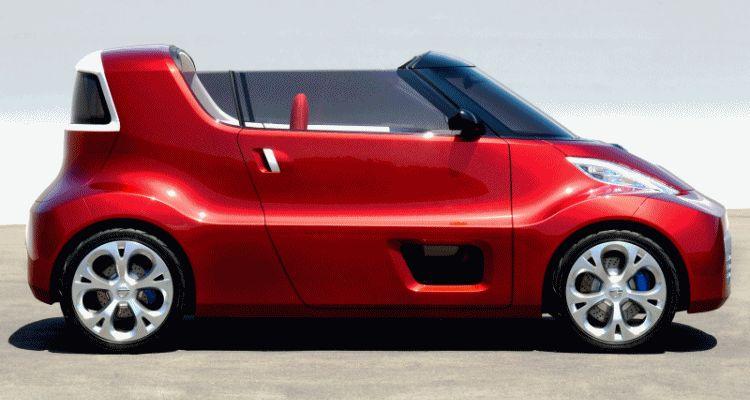 Nissan Round Box concept GIF header1