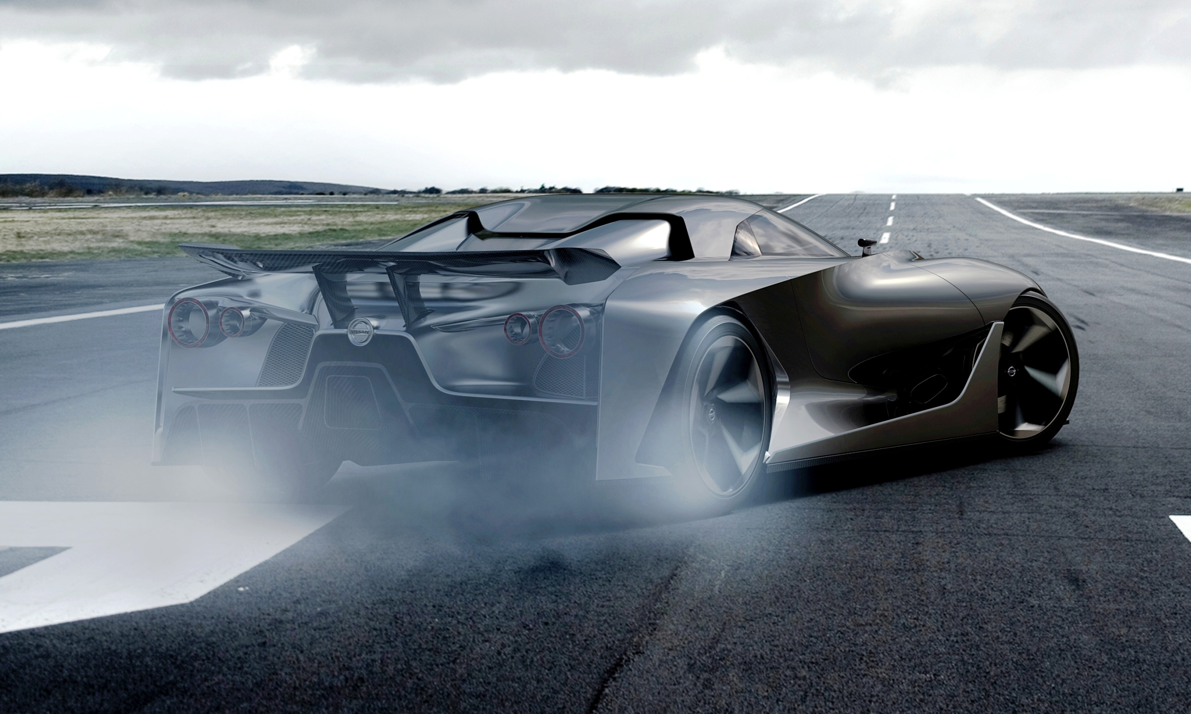 2014 Nissan NC2020 VGT In 12 New Photos Ahead of Goodwood ...