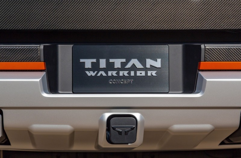 "Just as the all-new TITAN XD with its Cummins® 5.0L V8 Turbo Diesel engine has bulked up the standards for customers shopping the light-duty pickup class, the TITAN Warrior Concept was created to take the production version to the extreme. The TITAN Warrior Concept builds on the recent Project Titan, a crowd-sourced customization of an original-generation Titan that sent two U.S. military veterans representing Wounded Warrior Project® on a once-in-a-lifetime adventure in Alaska. The new concept truck also pays homage to Nissan's heritage of off-road racing and adventuring, which goes back to the days of Baja ""Hardbody"" competition pickups and Paris-Dakar Rally treks."
