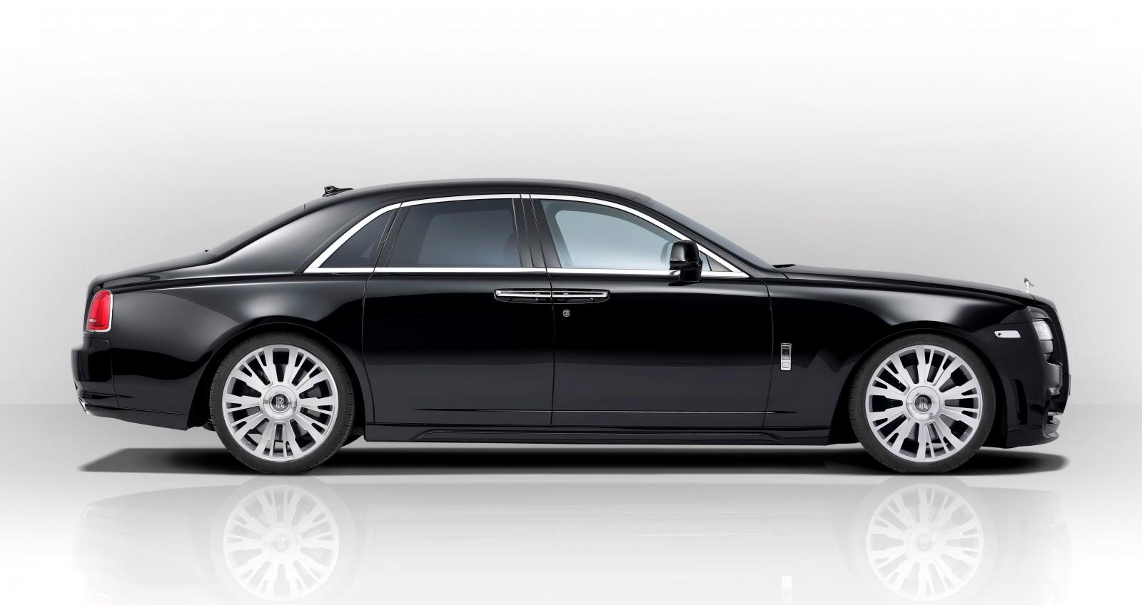 Novitec SPOFEC Rolls-Royce Ghost 10