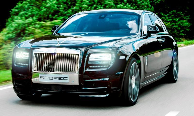Novitec SPOFEC Rolls-Royce Ghost 14
