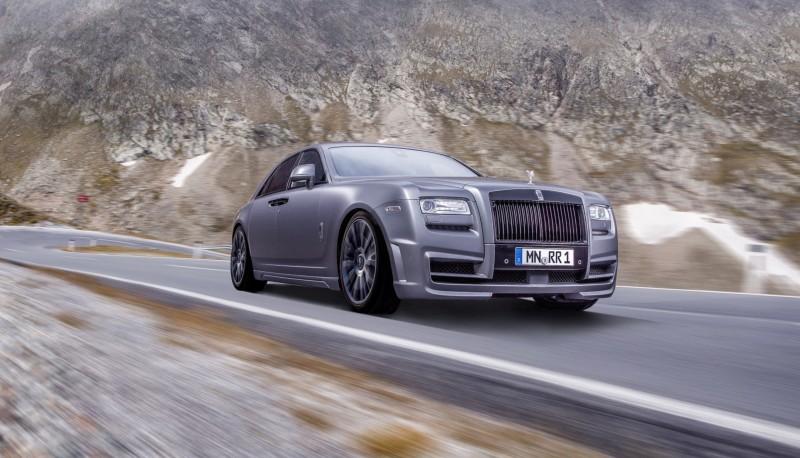 Novitec SPOFEC Rolls-Royce Ghost 15