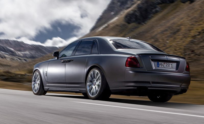 Novitec SPOFEC Rolls-Royce Ghost 16
