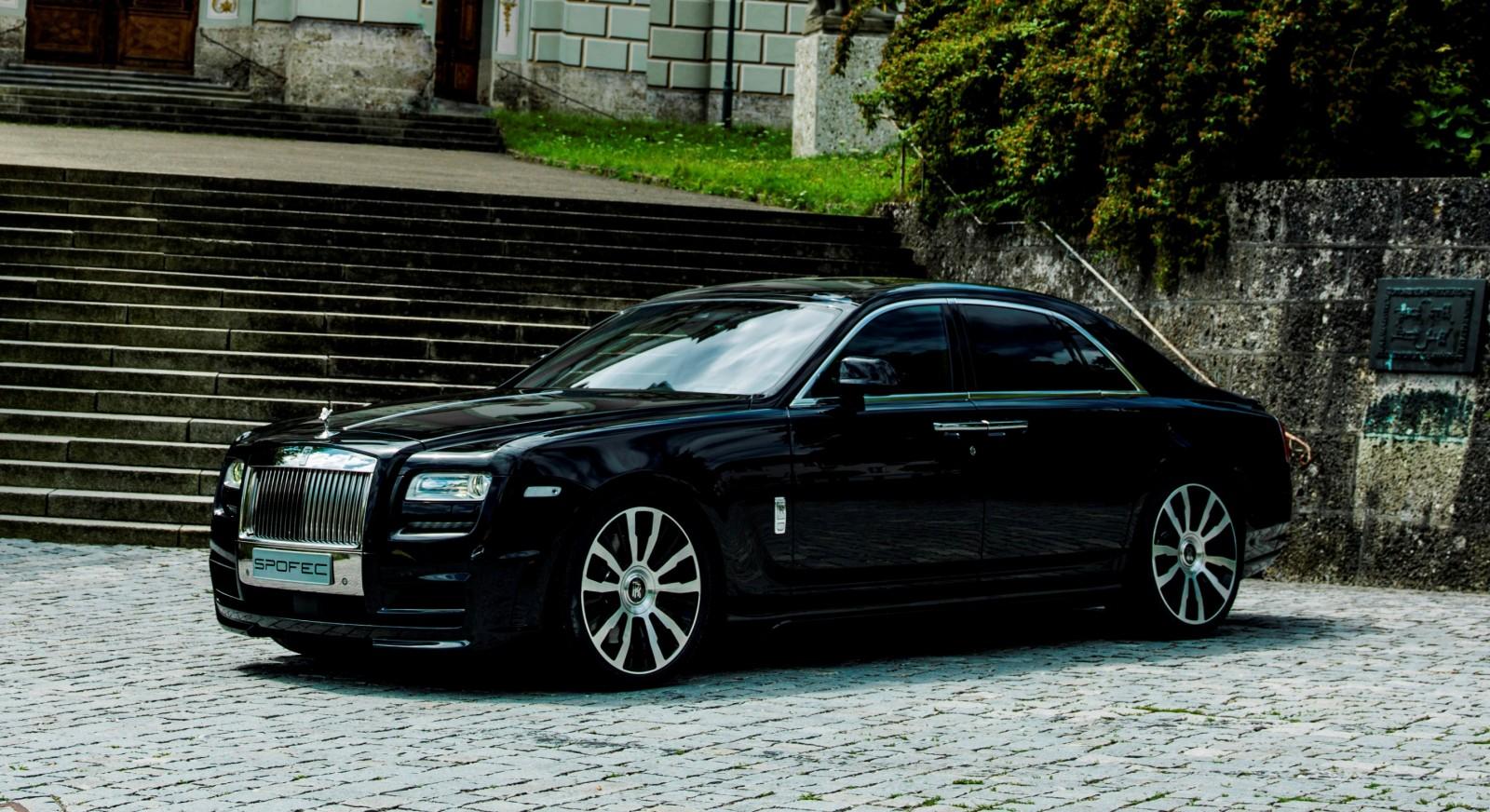 Novitec SPOFEC Rolls-Royce Ghost 17