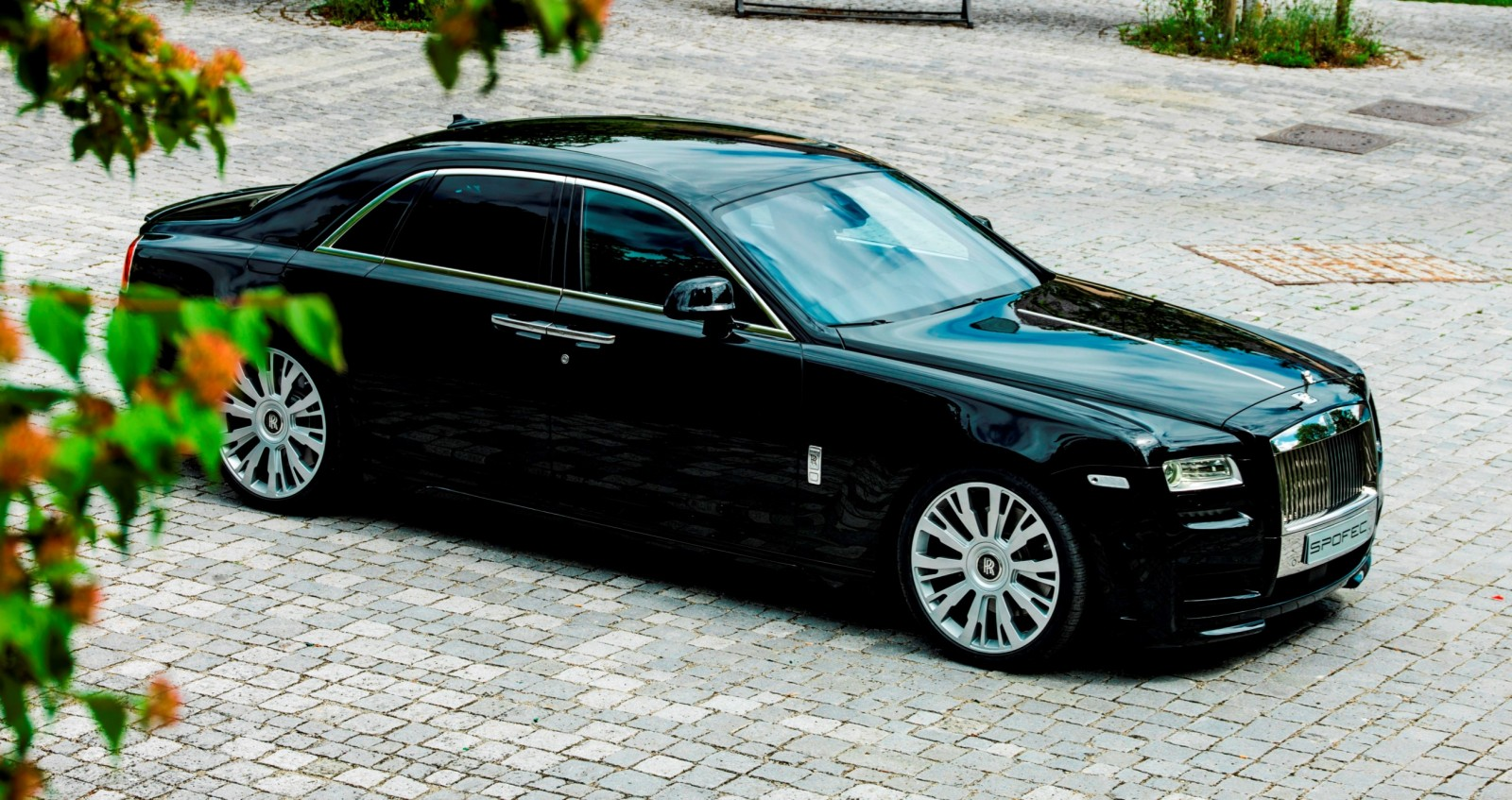 Novitec SPOFEC Rolls-Royce Ghost 18