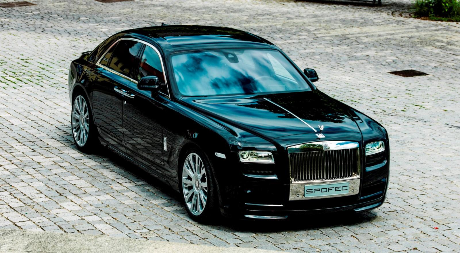 Novitec SPOFEC Rolls-Royce Ghost 19