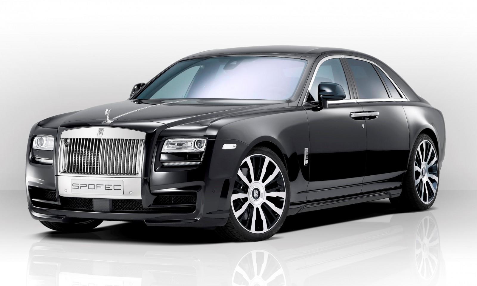 Novitec SPOFEC Rolls-Royce Ghost 2