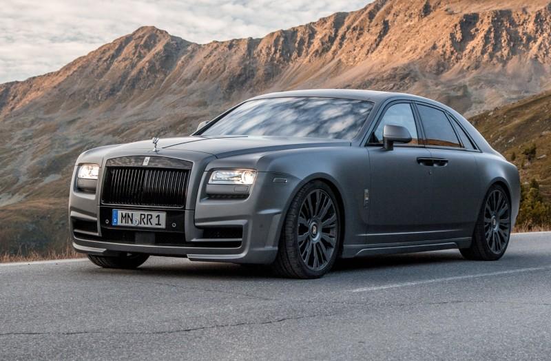 Novitec SPOFEC Rolls-Royce Ghost 21
