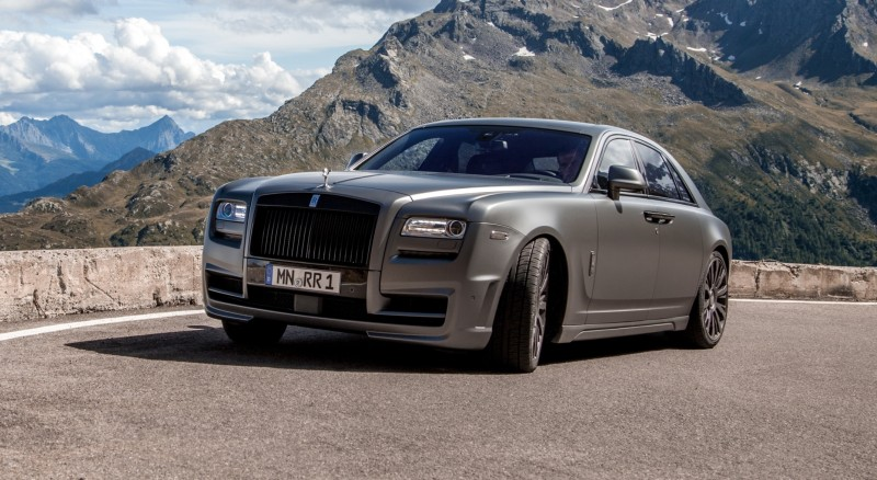 Novitec SPOFEC Rolls-Royce Ghost 22