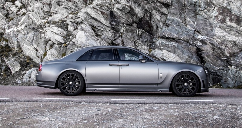 Introducing Novitec Spofec For The Rolls Royce Ghost More
