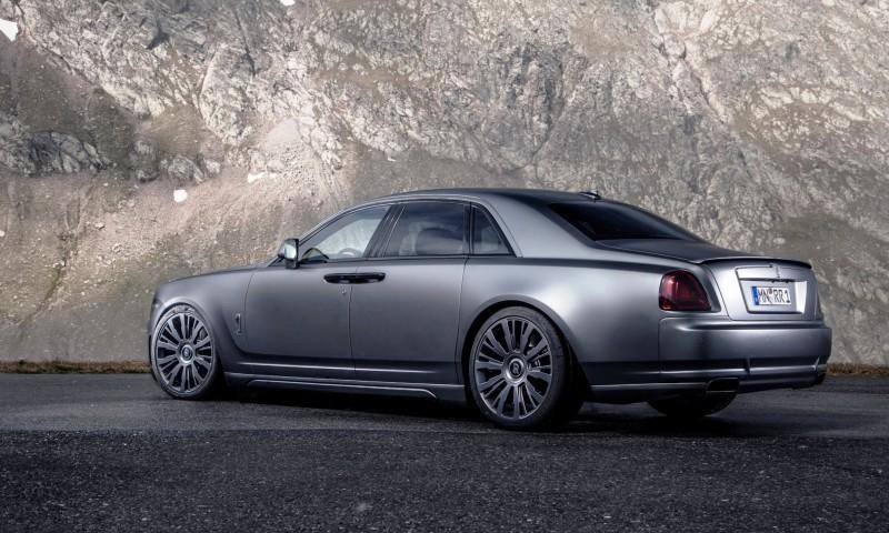 Novitec SPOFEC Rolls-Royce Ghost 33