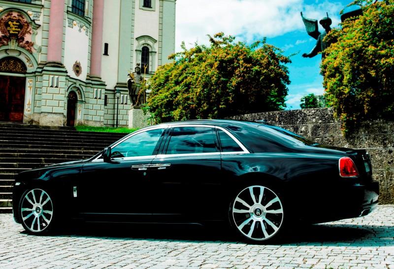 Novitec SPOFEC Rolls-Royce Ghost 35