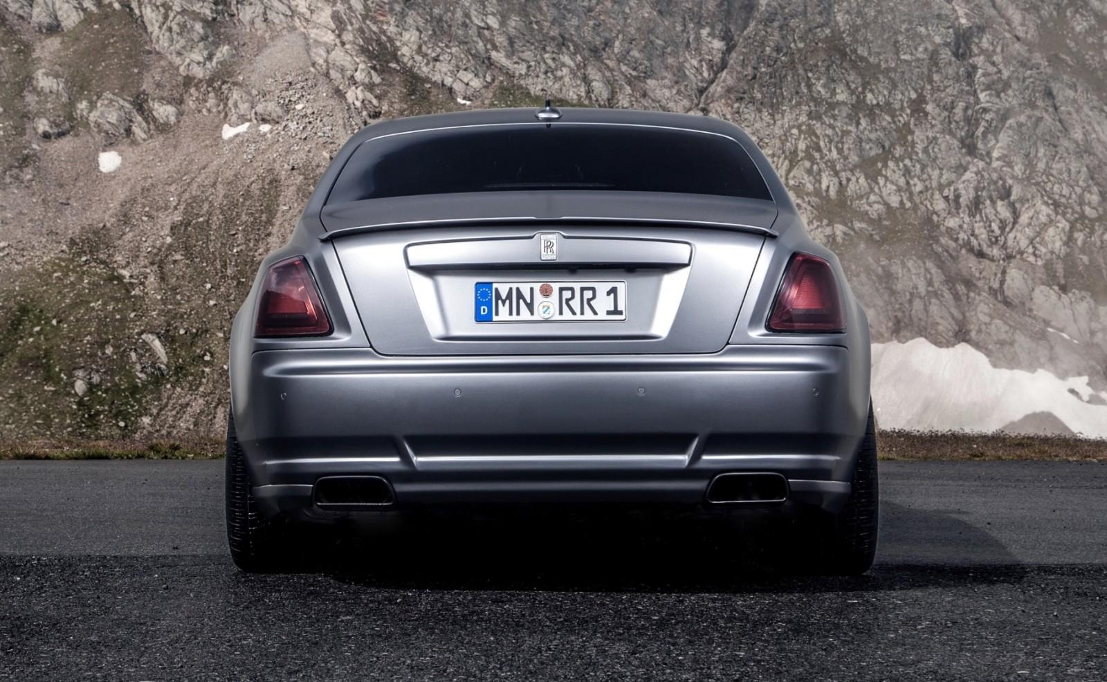 Novitec SPOFEC Rolls-Royce Ghost 36