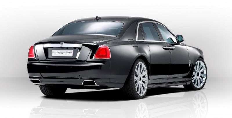 Novitec SPOFEC Rolls-Royce Ghost 4