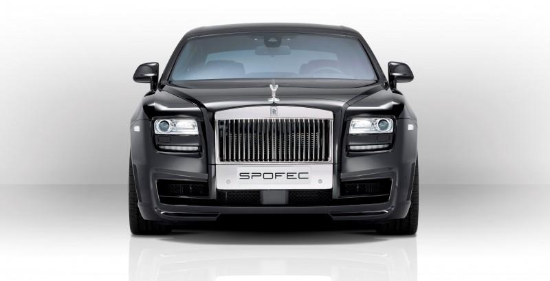 Novitec SPOFEC Rolls-Royce Ghost 6