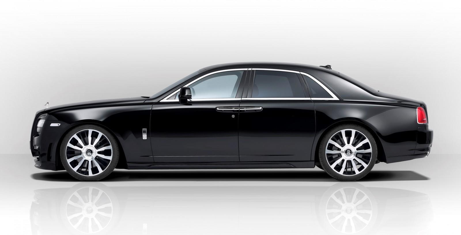 Novitec SPOFEC Rolls-Royce Ghost 8