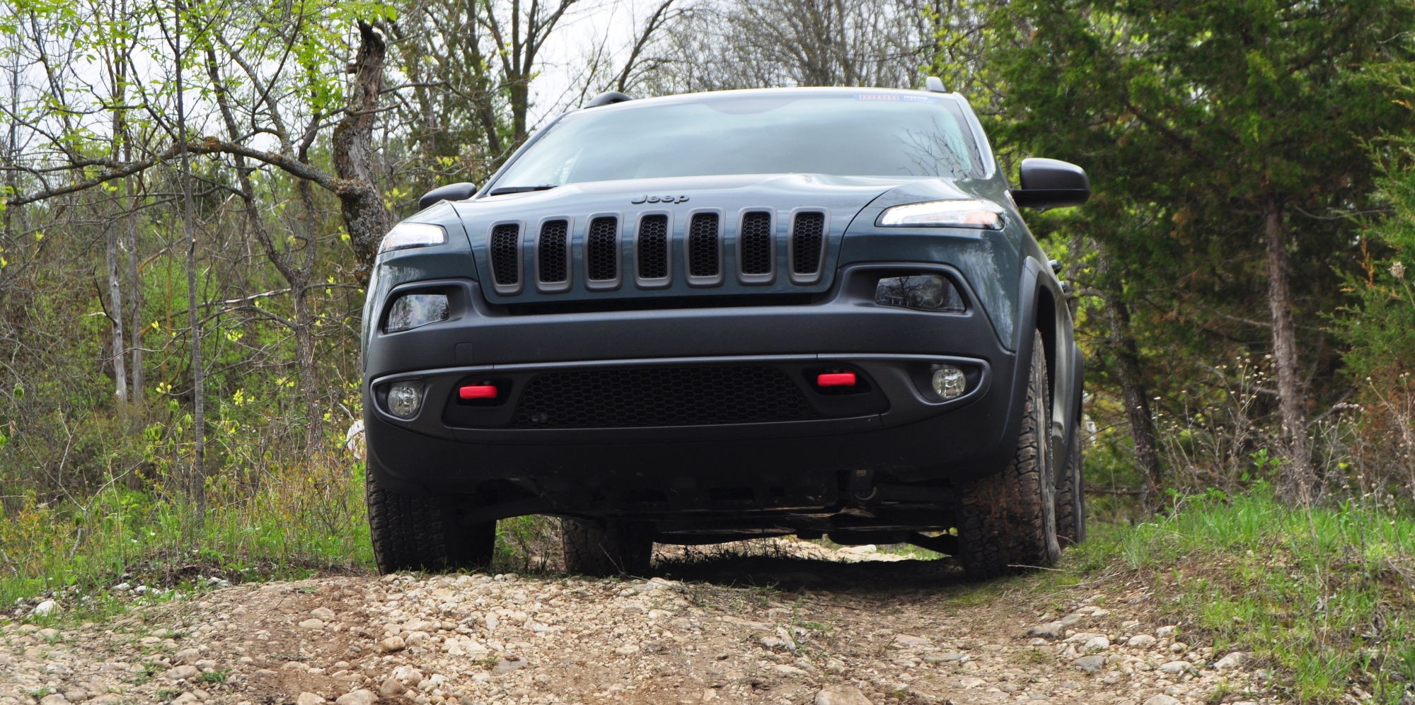 off road test review 2014 jeep cherokee trailhawk on some tough and. Cars Review. Best American Auto & Cars Review