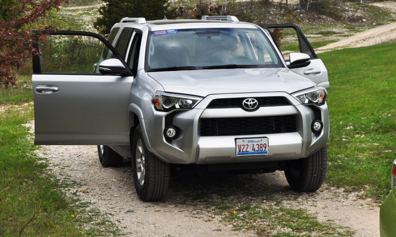 Off-Roading in the 2014 Toyota 4Runner SR5 - Guess Who Chickens Out First 1