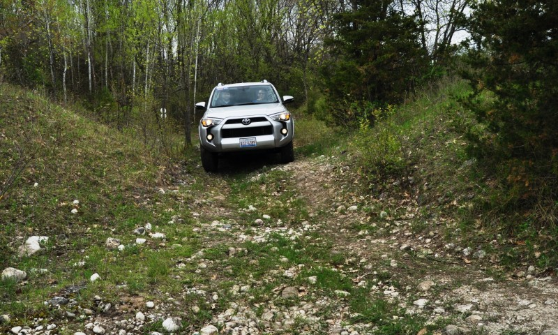 Off-Roading in the 2014 Toyota 4Runner SR5 - Guess Who Chickens Out First 18