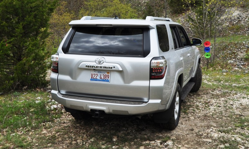 Off-Roading in the 2014 Toyota 4Runner SR5 - Guess Who Chickens Out First 24