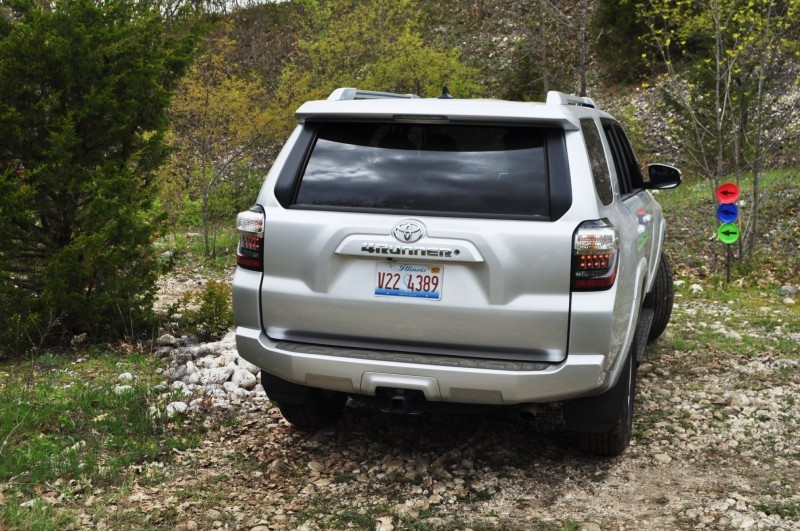 Off-Roading in the 2014 Toyota 4Runner SR5 - Guess Who Chickens Out First 25